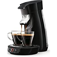Philips Senseo Viva Cafe HD6563/60 Kaffeepadmaschine (Crema plus, Kaffee-Stärkeeinstellung) schwarz