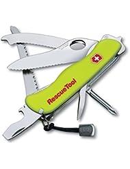 Victorinox Rescue Tool Coltellino, Giallo