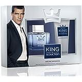 Antonio banderas king of sed set eau de toilette 100 con vaporizador + aftershave 100ml