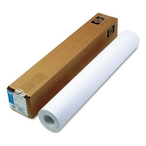 HP C6019B Coated Paper Lfm 98G/m2 24-inchx150ft F/750C/Cm-inch