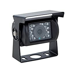 VSG Allround-Rückfahrkamera / flexibler Einbau / schwenkbares Kameragehäuse / 120° & IP67 / 12Volt / Nachtsicht / e-Zulassung / SELECT-Serie