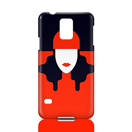 Fresh Cases Superhelden Elektra Samsung Galaxy S5Case