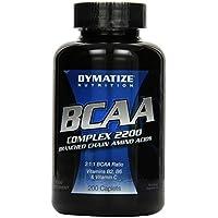 Dymatize BCAA Complex 2200-200 Tabletten, 1er Pack (1 x 111 g) preisvergleich bei billige-tabletten.eu