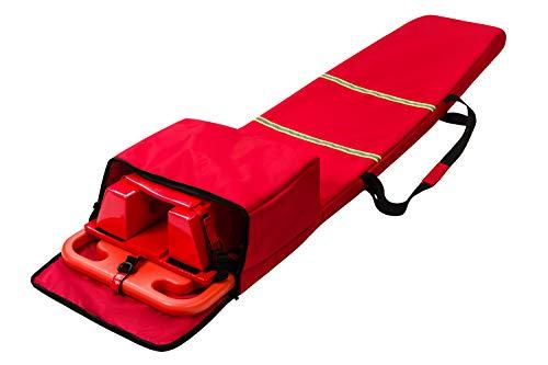 Bags for spineboard, Taschen für Spineboard