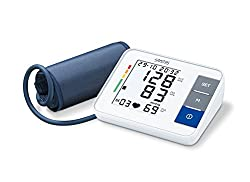 Sanitas Oberarm Blutdruckmessgerät SBM 38,