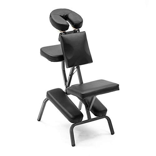 XUE Tattoo-Stuhl, Stuhl für den Falten Massage Stuhl Portable Massage Stuhl Scraping Chair Tattoo Chair Falten Beauty Bed Wear-Resistant umweltfreundliche Heimpflege