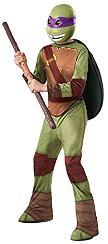 Teenage Mutant Ninja Turtles Enfants Costume - Déguisement de Donatello des Tortues Ninja