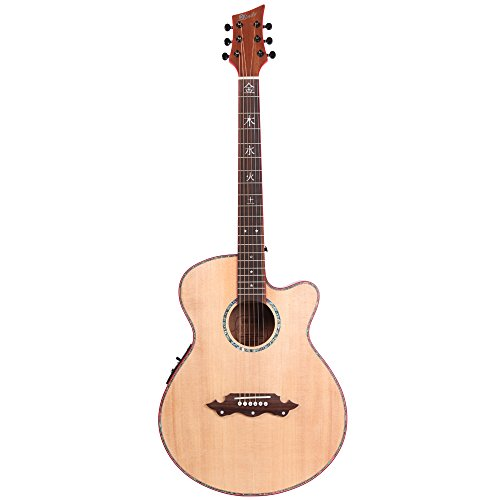 lindo-dragon-solid-spruce-top-electro-acoustic-guitar-with-integrated-preamp-and-padded-gigbag