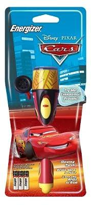 Energizer LED Taschenlampe Disney Cars, ergonomisch 634502 von Energizer - Lampenhans.de