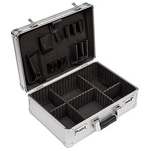 Domus ACS01 – Caja de herramientas, Plata