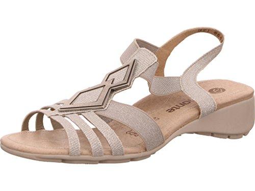 RemonteR5275-90 - Sandali alla schiava Donna silber/steel-silver / 90
