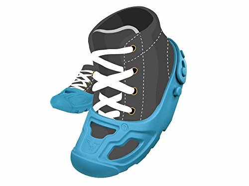 Preisvergleich Produktbild BIG 800056448 Shoe-Care Schuhschoner, Blau