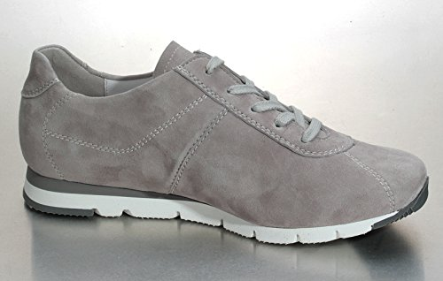Semler Damen Rosa5013-042-015 Wildleder Komfort-Sneaker 015-perle