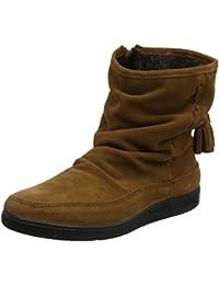 0600ad041de Amazon.co.uk: Moccasin Boots - Boots / Women's Shoes: Shoes & Bags