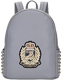 E-GIRL S847 Nouveau style PU Cuir Sacs portés dos Sacs portés main,280×160×320(mm)