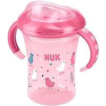 NUK Easy Learning Starter Cup con suave silicona Boquilla antigoteo, a partir de 6meses