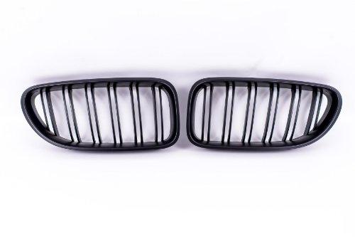 Preisvergleich Produktbild Seitronic® Nieren Kühlergrill / Front Grill in matt schwarz aus hochwertigem ABS - Material