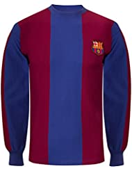 260d0f221ff57 FCB FC Barcelona - Camiseta de la Primera equipación - para Hombre -  Producto Oficial Estilo