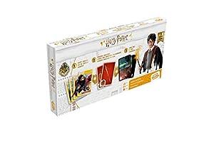 AGM 130008671 Juego de Cartas Juego de coleccionar Cartas - Juegos de Cartas (4 año(s), Juego de coleccionar Cartas, Harry Potter, Niños, Niño/niña, 10 min)