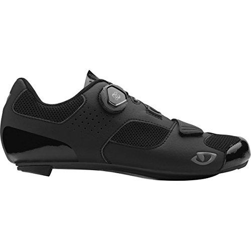 Giro Trans (Boa) Road, Zapatos de Ciclismo de Carretera para Hombre, (Black 000), 42 EU
