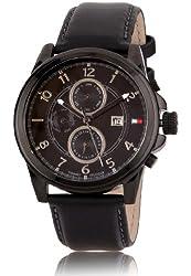 Tommy Hilfiger Analog Black Dial Mens Watch - TH1710295J