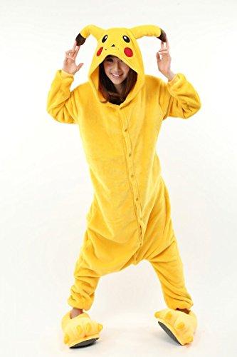 Pikachu Onesie Pyjama - 2