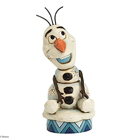 Disney Traditions 4039083 Figurine la Reine des Neiges Olaf 13 cm