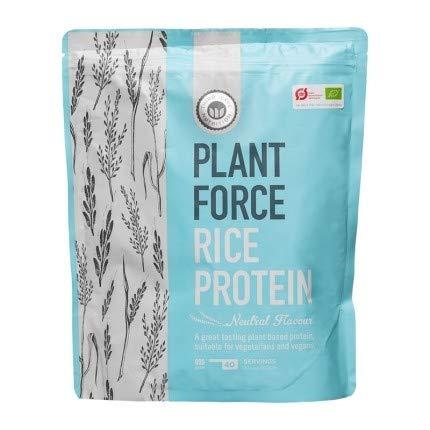 Reisprotein Natur - Plantforce Rice Protein