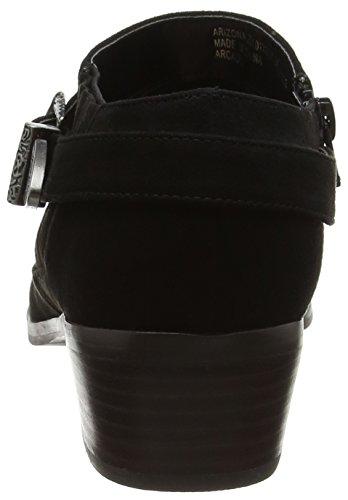 Générique Ankle, Santiags femme Noir (noir)