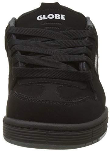 Globe Fury, Chaussures de Skateboard Homme Multicolore (Black/Black)