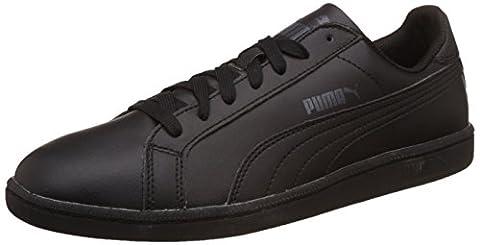 Puma Smash - Sneakers Basses - Mixte Adulte - Noir