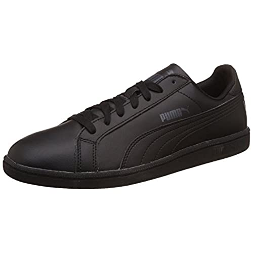Puma Smash, Unisex-Adults Smash L, Black (Black/Dark Shadow 04), 8 UK (42 EU )