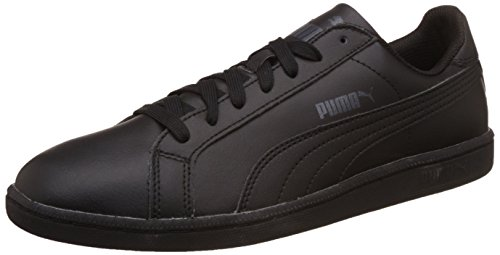 Puma-Smash-L-Sneaker-Unisex-Adulto-Nero-BlackDark-Shadow-04-43-EU