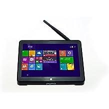 "PIPO X8 Windows8.1 Android4.4 Dual Boot Intel Z3736F Quad Core Mini PC 7""Tablet HDMI 2G/32G 802.11b/g/n LAN BT4.0 - Black"
