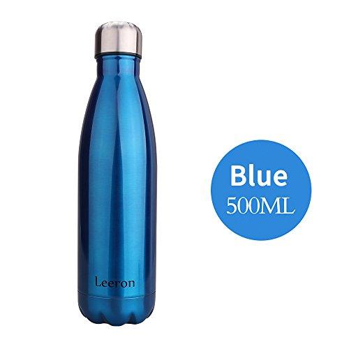 Bottiglia di Acqua in Acciaio Inox Doppia