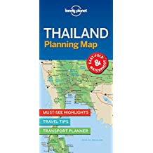 Thailand Planning Map (Lonely Planet Planning Maps)