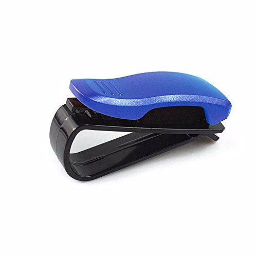 Ouneed® Auto Sunglasses Halterungen , Car Sun Visor Glasses Sunglasses Ticket Receipt Card Clip Storage Holder