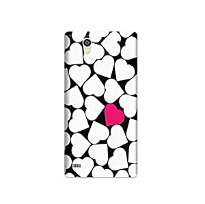 Generic mobile cover AKM01 for SONY XPERIA C4 (WHITE)