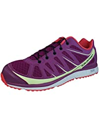 Salomon KALALAU W MYSTIC Zapatillas para Correr Trail Running Purpura para Mujer