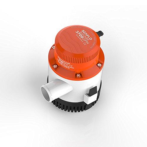 Seaflo 3700GPH 12V Boot Marine darüber Elektrischer Bilge Pumpen, automatische - Pumpe, Klein ölwanne Tauchpumpen,