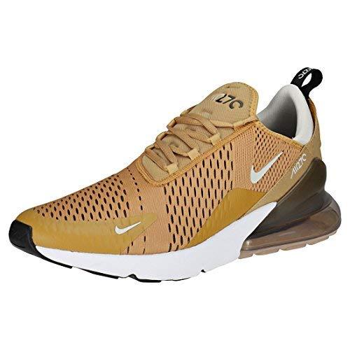 Nike AH8050 700 Air Max 270 Sneaker Gold (Max Braun)