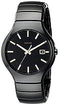 Rado Herren-Armbanduhr XL Analog Quarz Keramik 115.0653.3.006