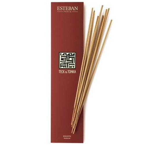 esteban-incensi-indiani-profumo-teck-tonka-n20-bastoncini-100-naturale