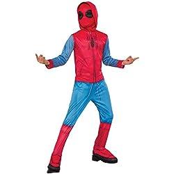 Spiderman - Disfraz Sweats Classic infantil, S (Rubie's Spain 640129-S)