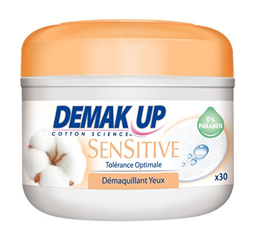 Demak´Up Sensitive 4 x 30 Make-Up Entferner Pads Riesenpackung