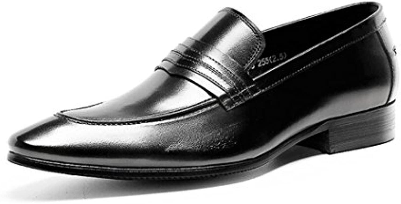 Herrenschuhe Business Schuhe Hochzeitsschuhe Formelle Business Leder Mode Schuhe