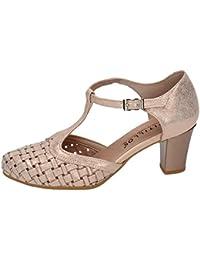 PITILLOS 5057 Zapatos DE Piel Señora Zapatos Tacón