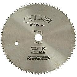 Black + Decker Circular Saw Blade XCUT 127 x 12.7 x 80 Tooth