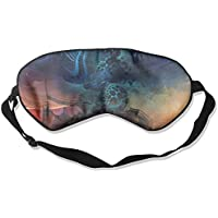 Sleep Eye Mask Light Fantasy Lightweight Soft Blindfold Adjustable Head Strap Eyeshade Travel Eyepatch preisvergleich bei billige-tabletten.eu