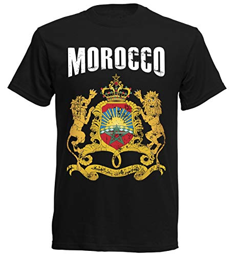 Aprom-Sports Camiseta Marruecos WM 2018 TS SC Vintage